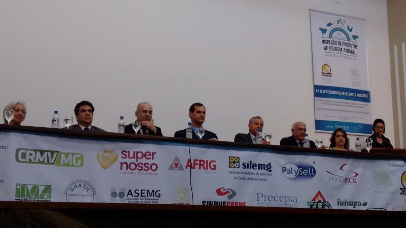 Participantes do Simpósio Comemorativo do Giispoa na UFMG.